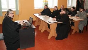 Собрание духовенства Сафоновского благочиния 28.02.2013